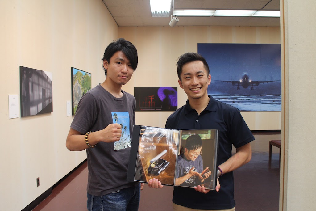 患者の活躍:2/4まで太田晃司さんが福岡県立美術館で開催中の写真展に出展!