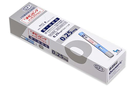 ノボ ノルディスク ファーマ株式会社、週 1 回投与の GLP-1 アナログ製剤 「オゼンピック®皮下注」を発売
